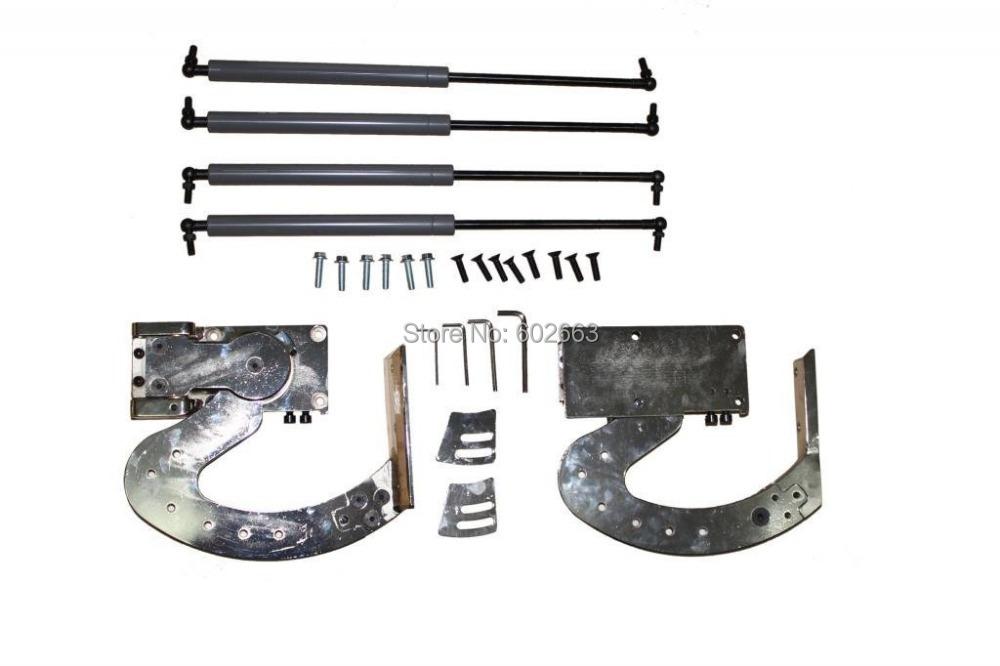car gull wing door retrofit kits universal lambo door hinge kit door kit for Ford Foucus(China (Mainland))