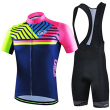 Buy Cheji Men Cycling Jersey Ropa Ciclismo Pro Racing mtb Bicycle Cycling Clothing Short Sleeve Bike Jersey Clothes Maillot Ciclismo for $32.28 in AliExpress store
