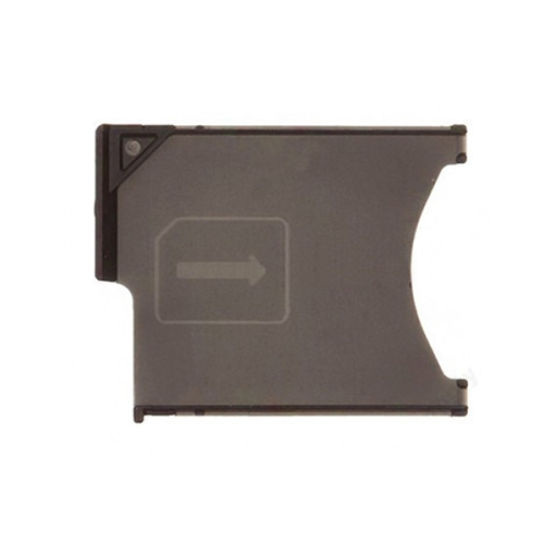 Best Price iPartsBuy Mobile Phone Micro SIM Card Tray for Sony Xperia Z / C6603 / L36h
