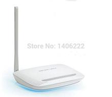 MOQ 1pcs Wifi Wireless Router MERCURY MW150R 150Mbps 11N 802.11b/g/n 4-Port Lan Broadband White free shipping(China (Mainland))