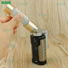 1 adet RHS ücretsiz kargo sıvı besleyici 30ML şişe eklemek e-suyu sıvı Mod Vape aksesuar için e-çiğ Atomizer en kaliteli(China)