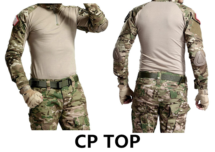 Army-Camouflage-Tactical-T-Shirt-Men-Long-Sleeve-Fitness-Military-Uniform-Combat-Clothing-with-Elbow-Pads (4)