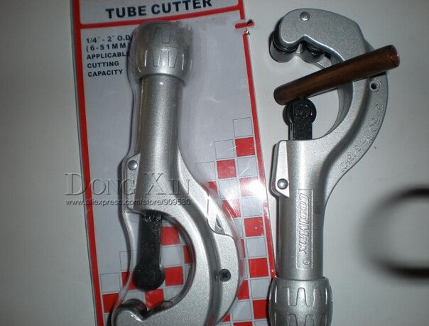 Buy CM-107 Taiwan original grid America brass pipe tube cutter knife tube cutter 6-51MM cheap