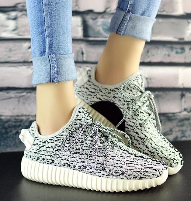 2015 Hot Selling Women shoes sneaker Fashion Mesh grey lacing sport Casual 35-41 - Shoes Bag Co., Ltd store