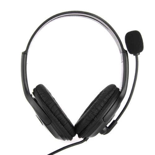 Гаджет  FGGS Earpiece Microphone Headset Adjustable Volume USB 2.0 for PS3 Console None Изготовление под заказ