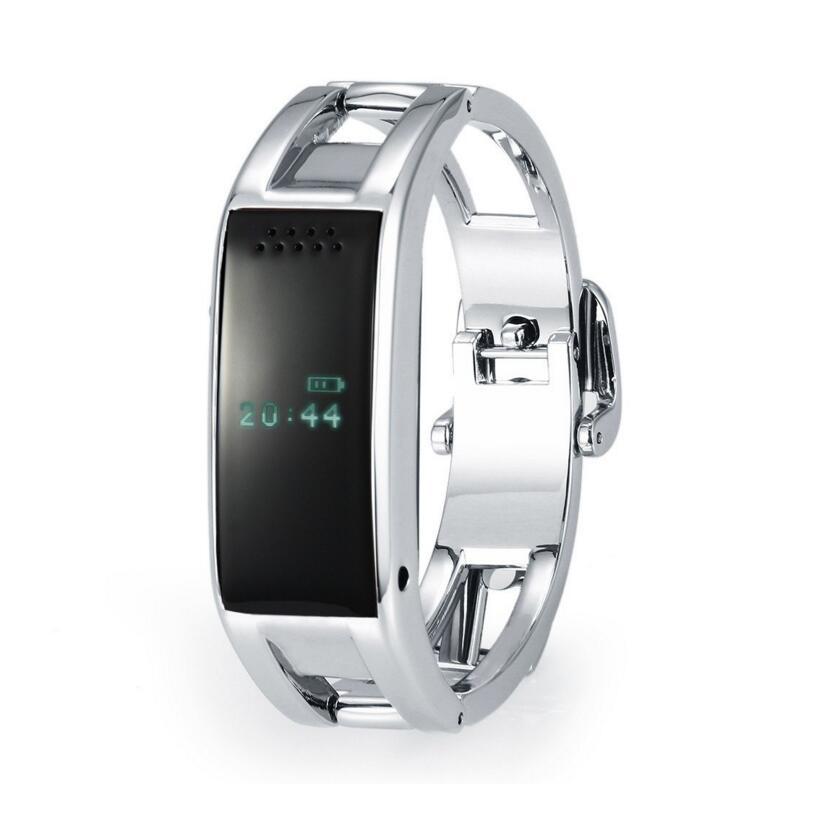 ถูก D8บลูทูธsmart watchนาฬิกาข้อมือโลหะออกกำลังกายสร้อยข้อมือสำหรับiphone 4 s 5 5วินาที6 p lusสำหรับsamsung htcโทรศัพท์a ndroidนาฬิกาดิจิตอล