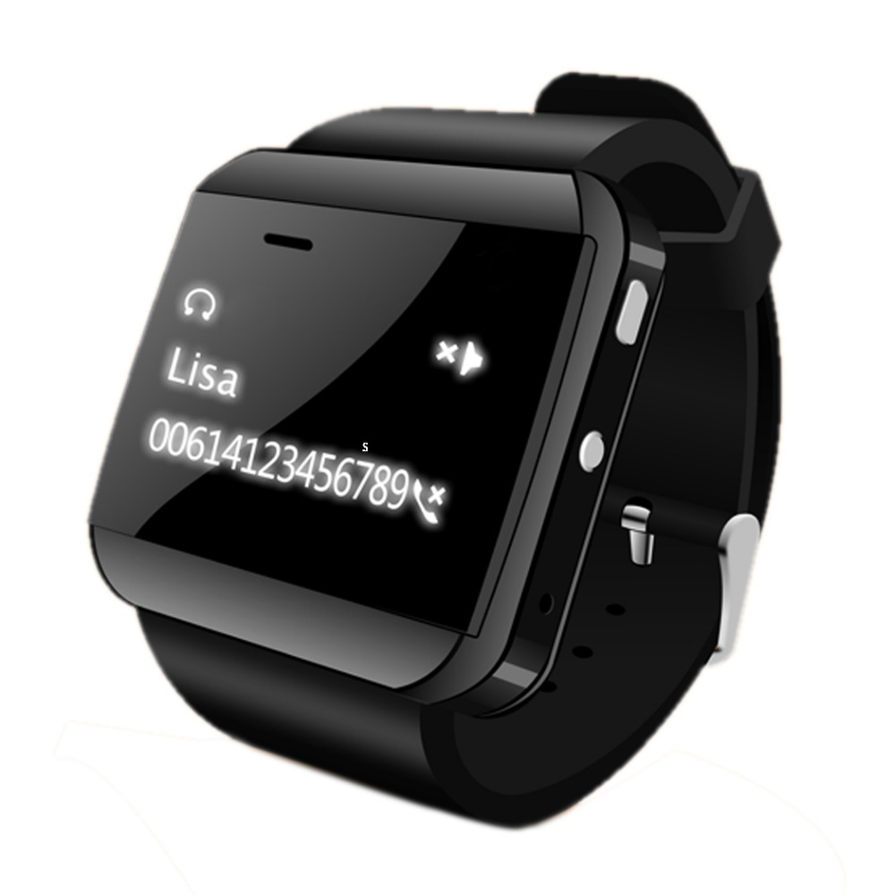 Free Shipping Fashion Sport Smartwatch Bluetooth Watch Phone Calls for Android for Samsung/LG etc<br><br>Aliexpress