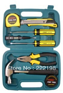 Reid CREST 011009A household combination tool set Set Hardware Kit Universal Home(China (Mainland))