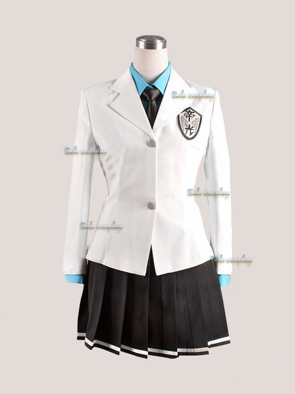 Free shipping Kuroko no Basuke Kise Ryota Light Emperor In School Uniform Cosplay Costume(China (Mainland))