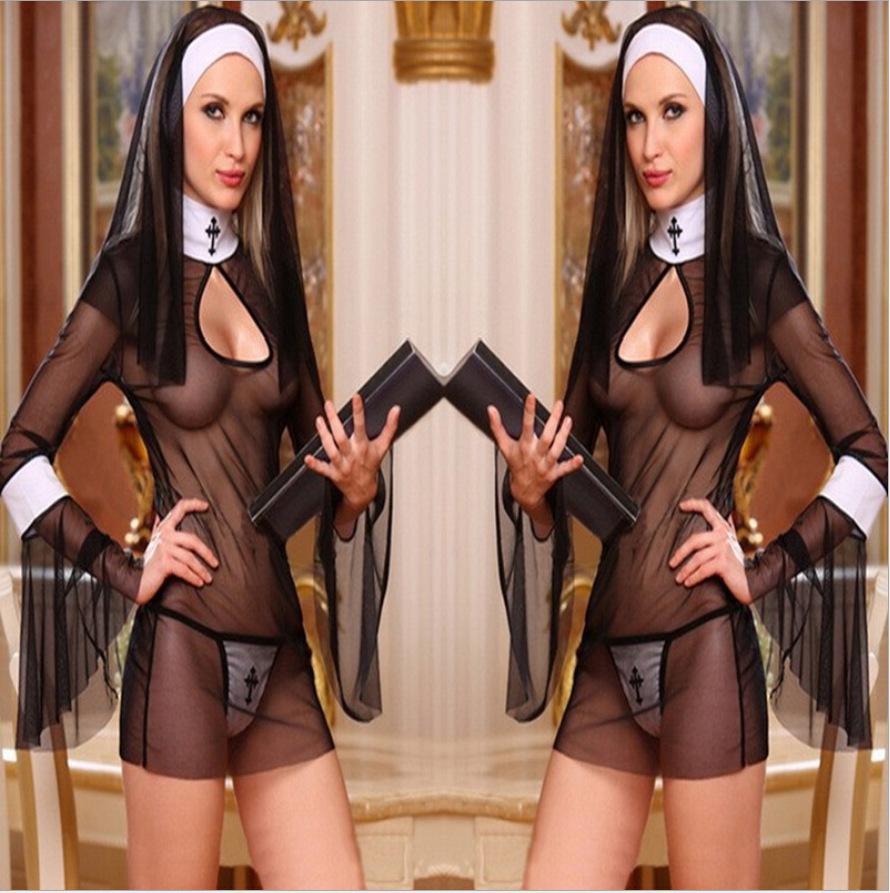 Смотреть онлайн монашки сексуально 6 фотография
