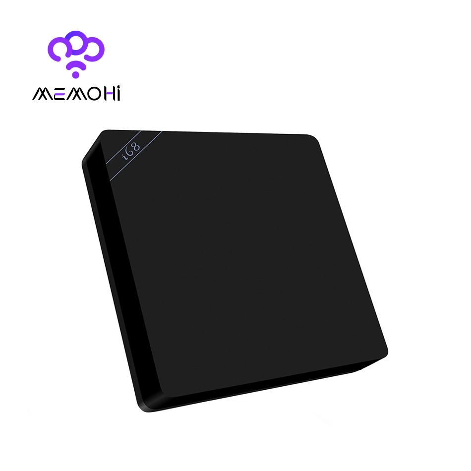 5pcs i68 Android 5.1 TV BOX RK3368 64bits Octa core 2G/16G bluetooth 4.0 2.4G wifi smart tv HDMI 2.0 Miracast/DLNA KODI(China (Mainland))