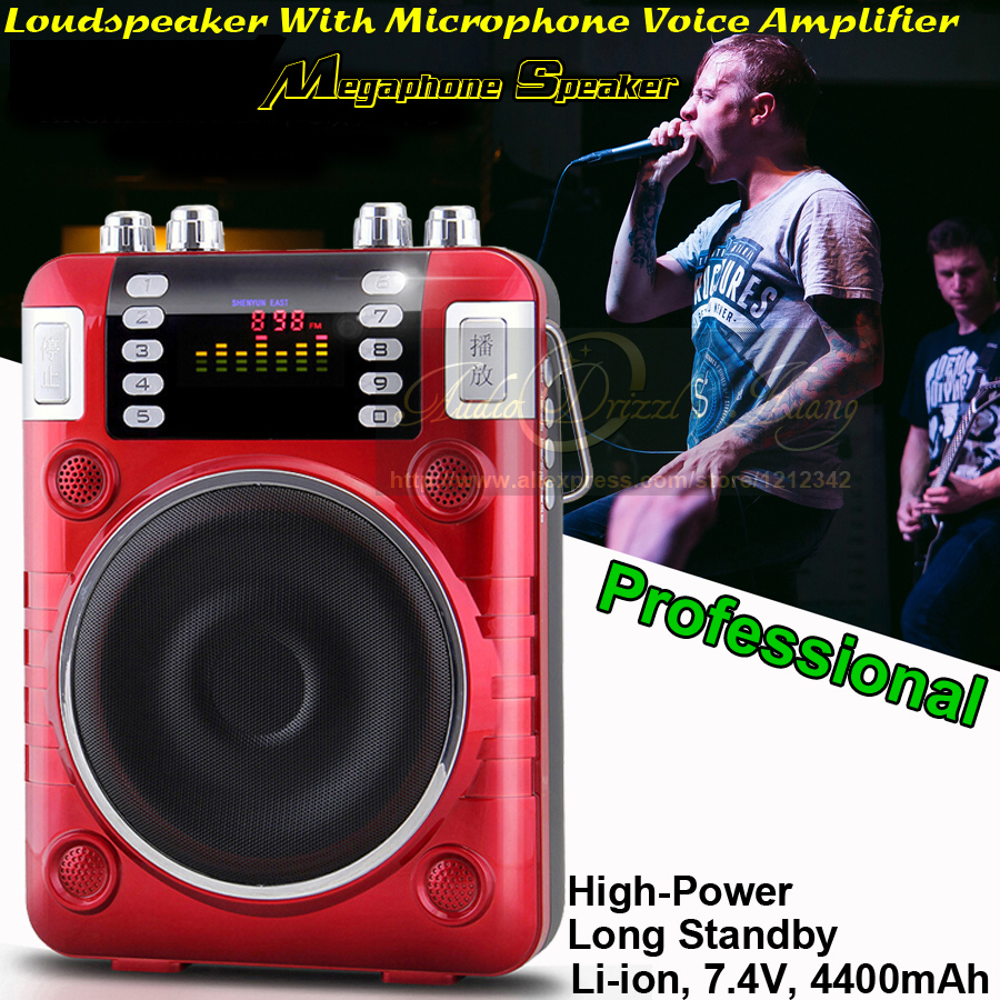 100W Mini Altavoz Enceinte Portable Speaker FM Radio MP3 Reverb Effect Subwoofer Speakers Loudspeaker With Microphone Amplifier(China (Mainland))