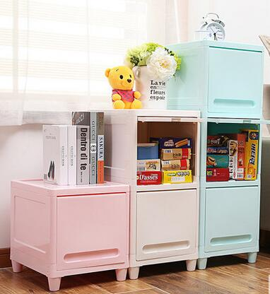 storage cabinets drawers children 39 s shelves simple plastic children