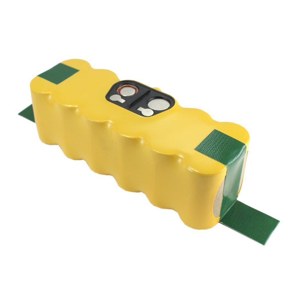 14.4V 4.5Ah Vacuum NI-MH Battery for iRobot Roomba 500 510 530 535 540 550 560 570 580 600 620 630 700 760 780 790 FreeShipping(China (Mainland))