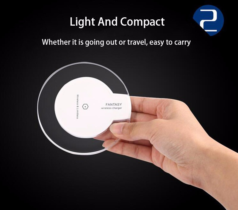 Elough Qi Wireless Charging Charger Adapter Pad for Samsung Galaxy S7 S6 edge Note 5 Nokia Nexus 4 5 6 7 Qi Mobile Phone Charger