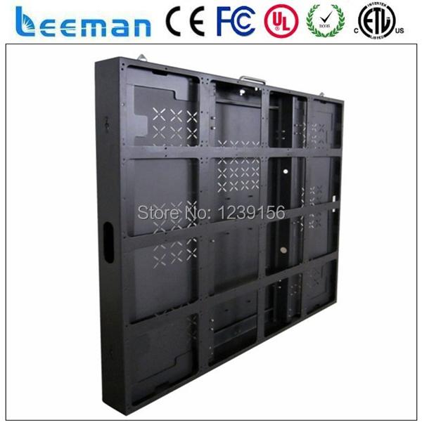 Leeman p3 p4 p5 6mm 480x480 500x500mm panel module cabinet for Kitchen cabinets 500mm width