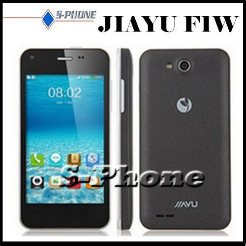 Cheap!!!Original Jiayu F1W 4.0'' Android4.2 MTK6572 Dual Core 512MB RAM 4G ROM 5.0MP Camera Dual SIM 3G WCDMA Mobile Phone(China (Mainland))