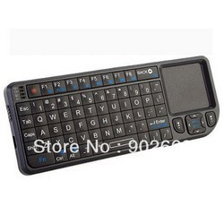Rii Mini RT-MWK01+ Wireless 2.4G Keyboard for Android Pad PC Mobile Touchpad USA