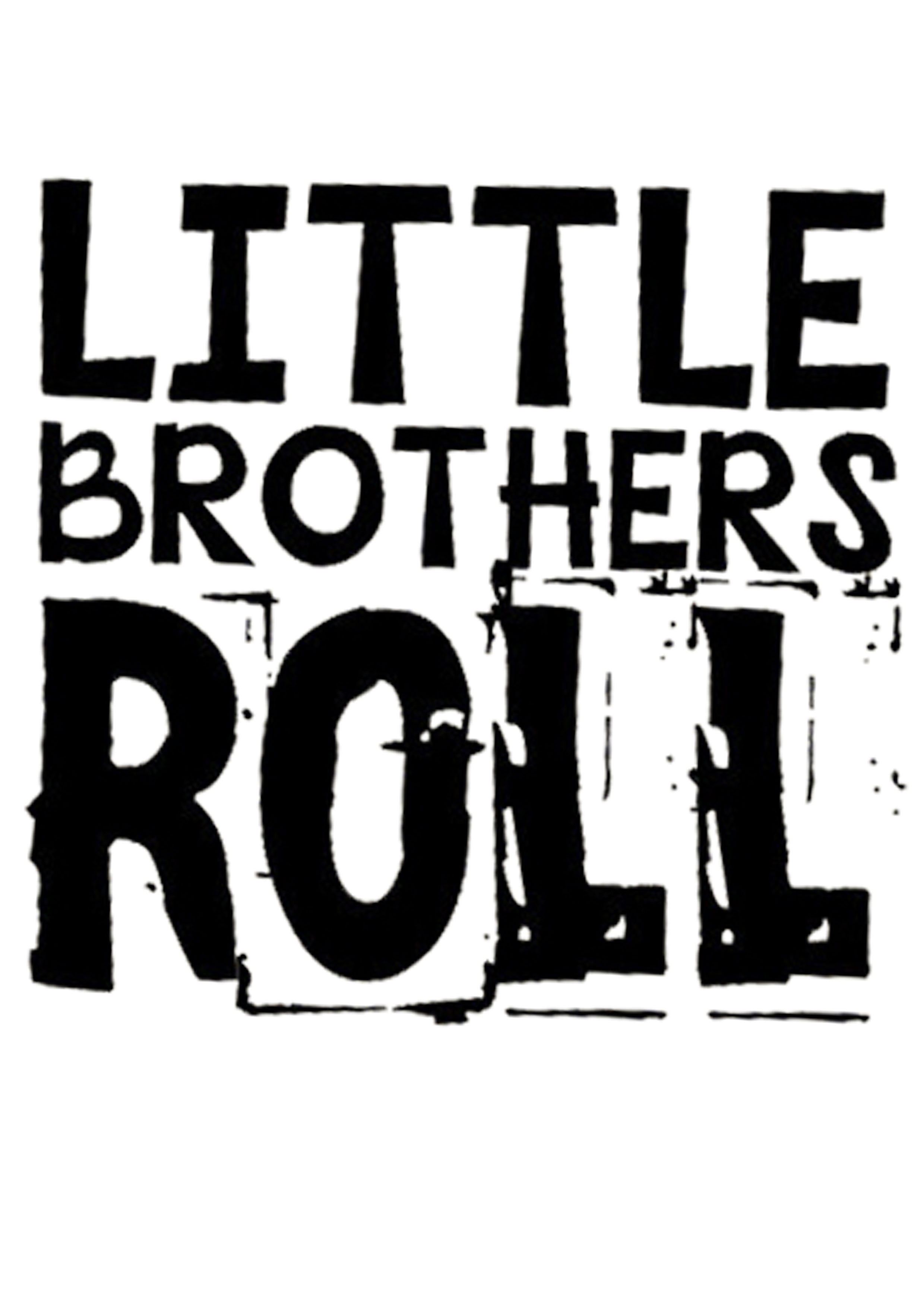 little Brothers Rock and Roll Tee t shirt for toddler kids children boy girl cartoon t-shirt(China (Mainland))