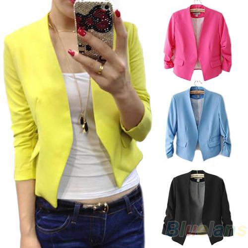 Женский пиджак 1CWR Outcoat 33418