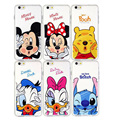 Mickey Minnie Case For iPhone 5C 5 5S SE 6 6S 7 Plus for Samsung Galaxy