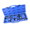 Non dismantling Cylinder Head Service Kit Valve Spring Compressor Removal Installer Kit One Man Operation