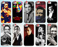 Hot sales 10pcs lots Johnny Cash hard White Skin case cover for iphone 5 5s 4