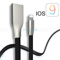 Zinc Alloy 8pin Data USB Cable for iPhone 7 7Plus Cable Charger for iPhone 5s 5