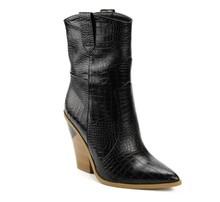 Doratasia 2019 Đen Ins phong cách lớn Kích thước 46 Giày cao gót Retro ngắn giày slip on nữ giày Giày tây nữ giày(China)