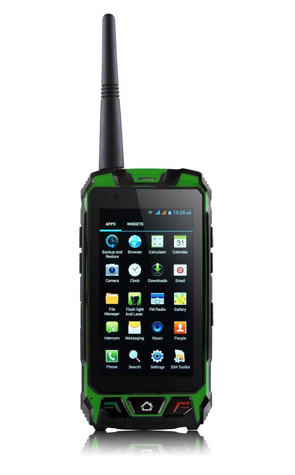 Shockproof smart mobile phone, dustproof smart phone, waterproof phone W9(China (Mainland))