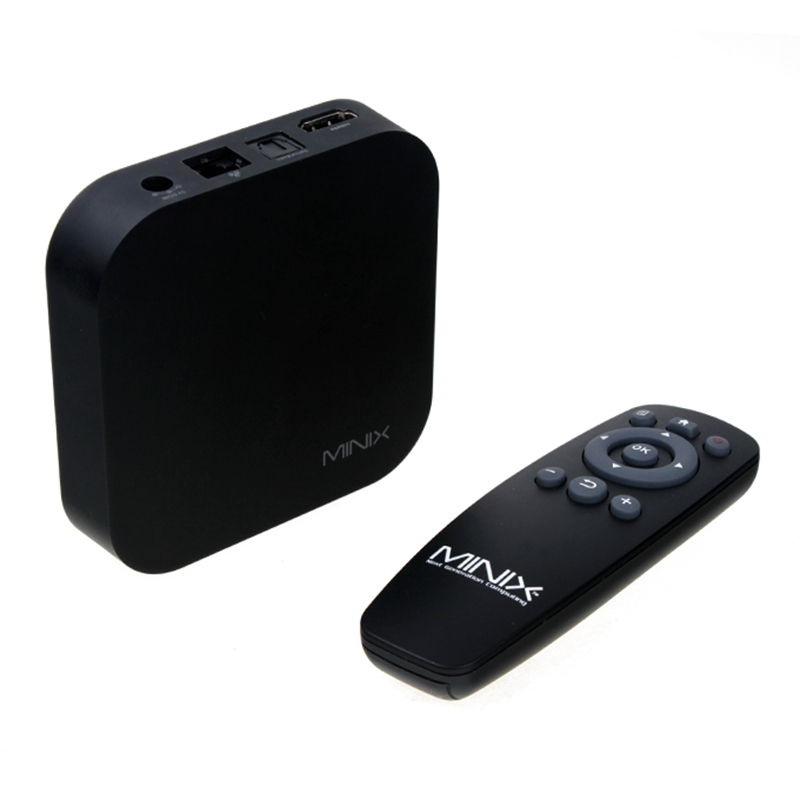 Orginal Minix NEO X5 Mini Android TV Box RK3066 Dual Core Mini PC 1GB/8GB WIFI Bluetooth HDMI USB RJ45 Smart TV Box With Package(China (Mainland))