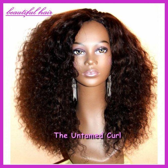 Human Half Wig - Lace Front Wig Secret