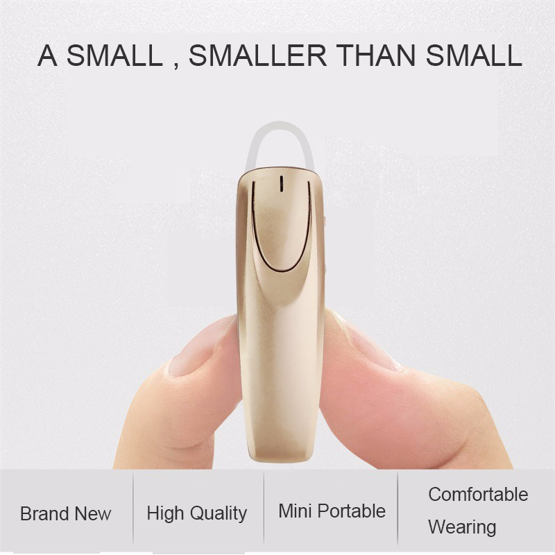 B1 Stereo Mini Bluetooth Headset Wireless Earphone Hands Free Headphone with Mic for iPhone 7 7Plus Samsung Note 7 LG HTC Laptop
