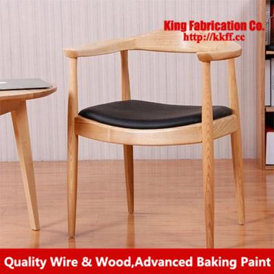 Online kopen wholesale vintage houten stoelen uit china vintage houten stoelen groothandel - Smeedijzeren stoel en houten ...