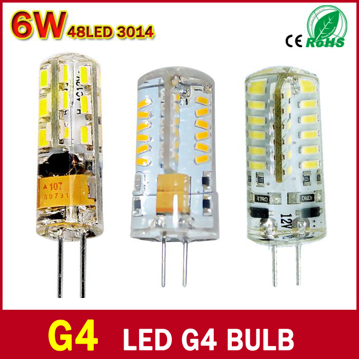 led g4 ac 220v dc 12v led bulb lamp smd 3014 3w 4w 5w 6w. Black Bedroom Furniture Sets. Home Design Ideas