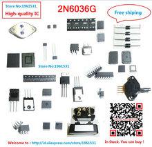Бесплатная Доставка 2N6036G TRANS DARL pnp, 4А 80 В TO225AA 6036 2N6036 10 шт. 10 ШТ./ЛОТ на складе(China (Mainland))