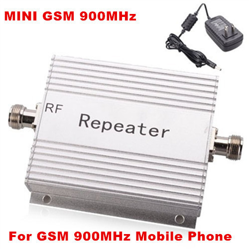 Hot GSM Cellphone Signal Repeater Amplifer Booster Cell Phone signal Booster Repeater GSM repeater,GSM 900 MHZ GSM Mobile Phone(China (Mainland))