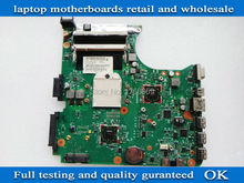 538391-001 for HP compaq 515 615 CQ515 CQ615 laptop motherboard with chipset tested ok free shipping(China (Mainland))