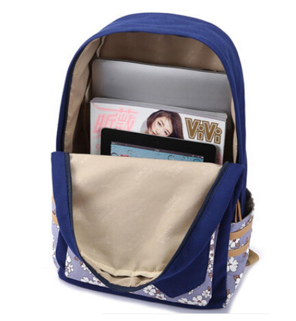 Girl Laptop Backpack - Crazy Backpacks