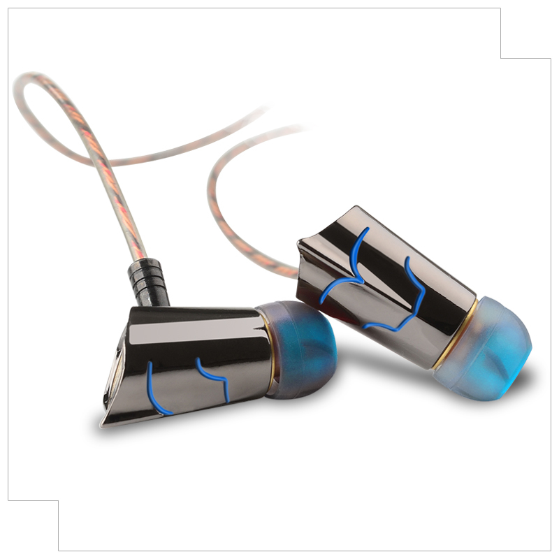 KZ ED8 Extremely Strong Bass In Ear Cool Stereo HiFi Music Earphone Headphones With Microphone(China (Mainland))