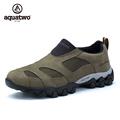 Hot Sale 2016 AQUA TWO Outdoor Shoes Walking Trekking Men s Shoes Breathable Mesh Shoes For