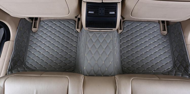 Хорошее качество! Специальные коврики для правого привода BMW 540Li 530Li 525Li 2019 44