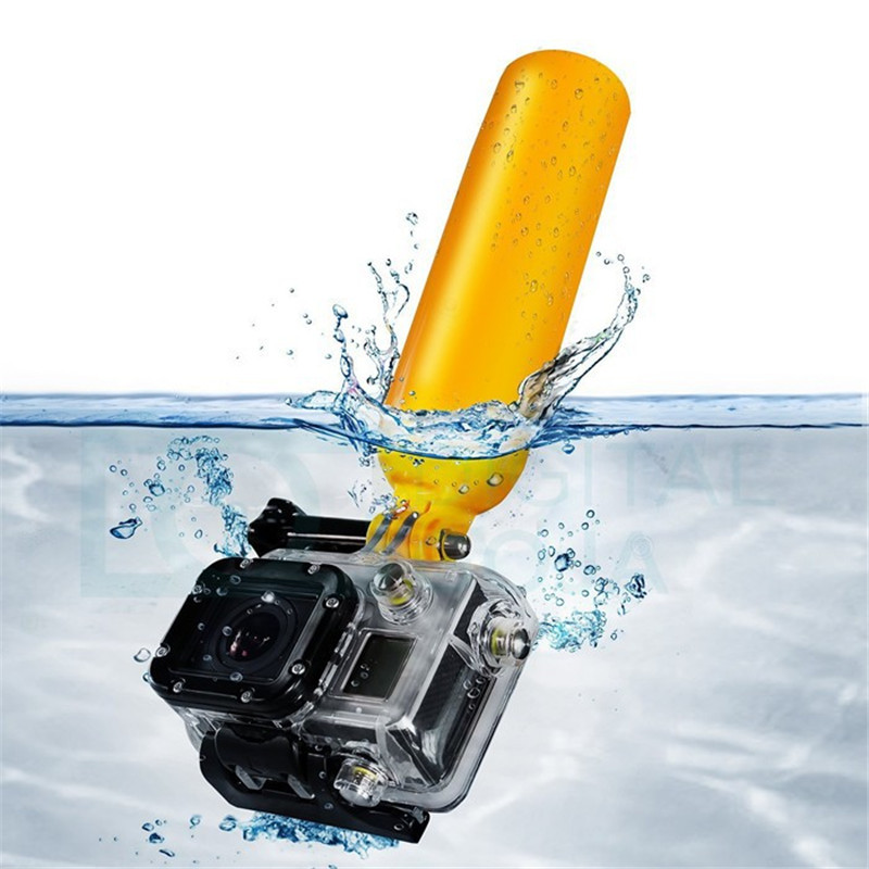 Гаджет  Gopro Accessories Bobber Floating Handle Handheld Monopod Hand Grip For GoPro HD Hero 4 3+ 3 2 / SJCAM SJ4000 SJ5000 Xiaomi Yi None Бытовая электроника