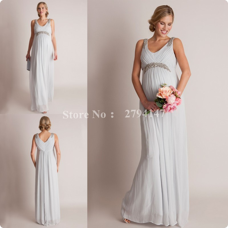 Popular pregnant bride buy cheap pregnant bride lots from for Cheap maternity wedding dresses under 100