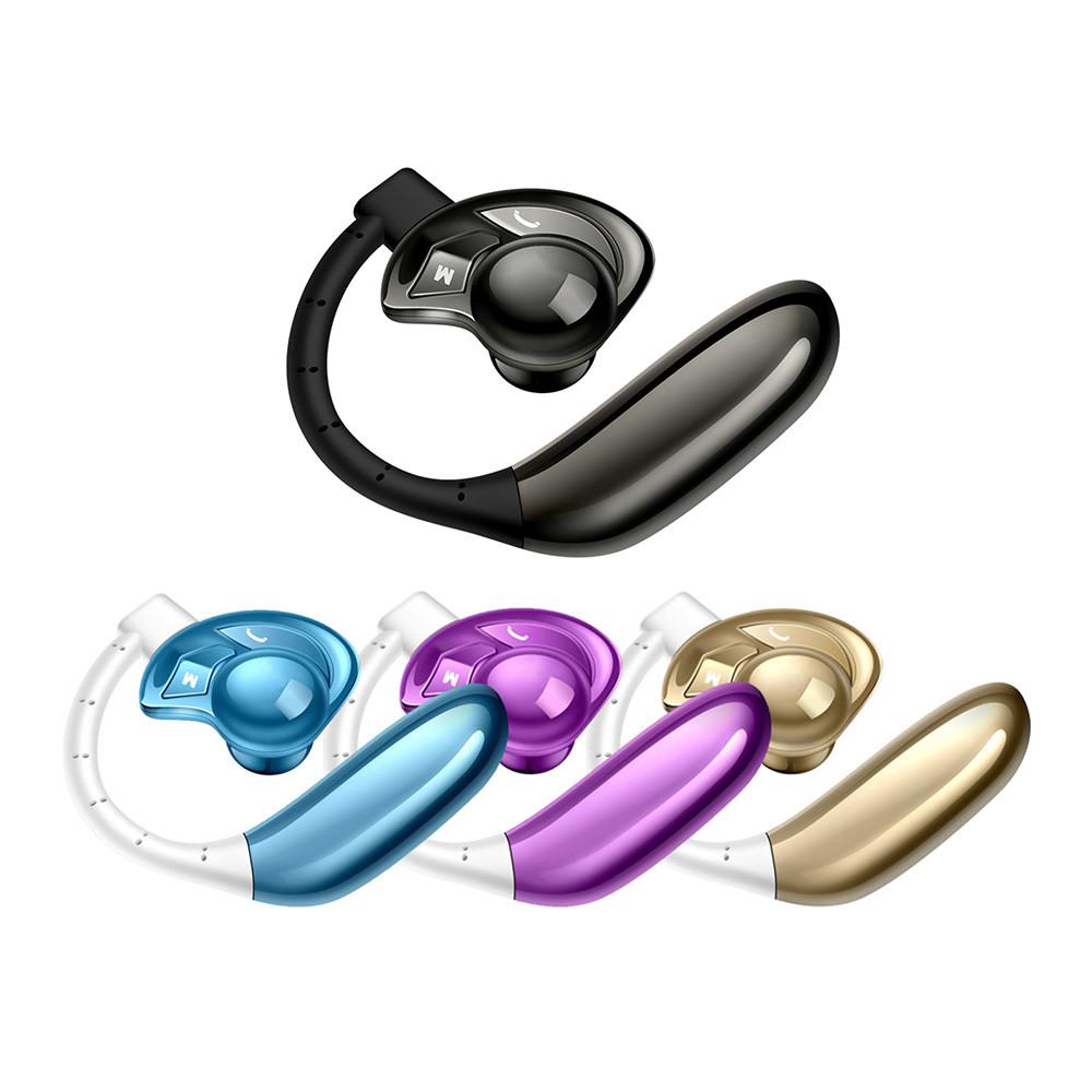 2016 Brand UFO Earphone Headphone Wireless Sport Bluetooth Headset Stereo Earplugs with Microphone for Phone