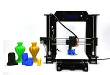 LCD Screen Aurora Impressora Partilhada Model DIY KIT Reprap Prusa I3 High Accuracy 3D printer kit