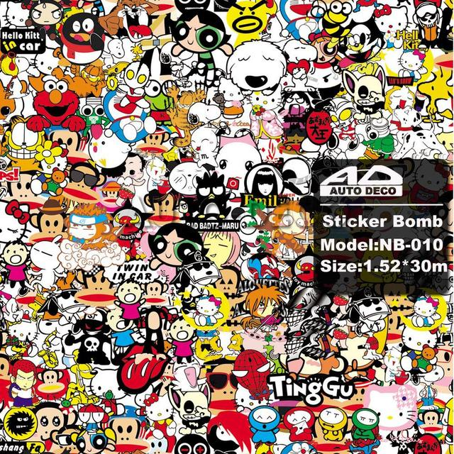 sticker bomb wallpaper cartoon - photo #15