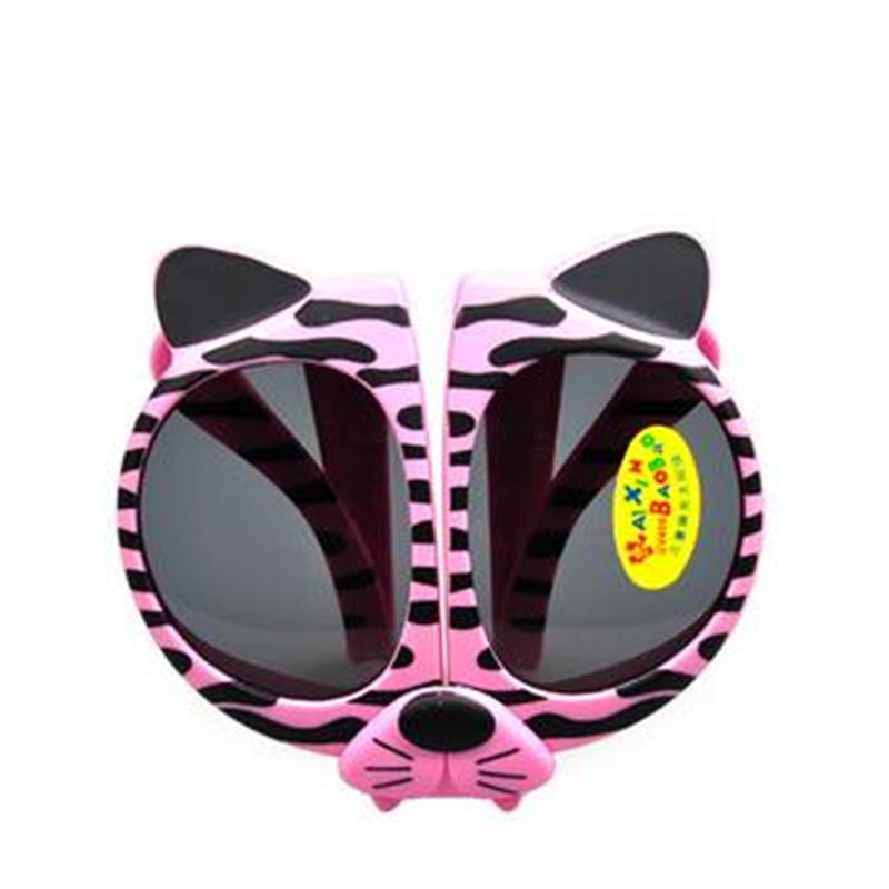 2016 New TR90 Children's Polarized Kids Goggles Baby Children Sunglasses UV400 Sun Glasses Boy Girls Cute Cool Glasses(China (Mainland))