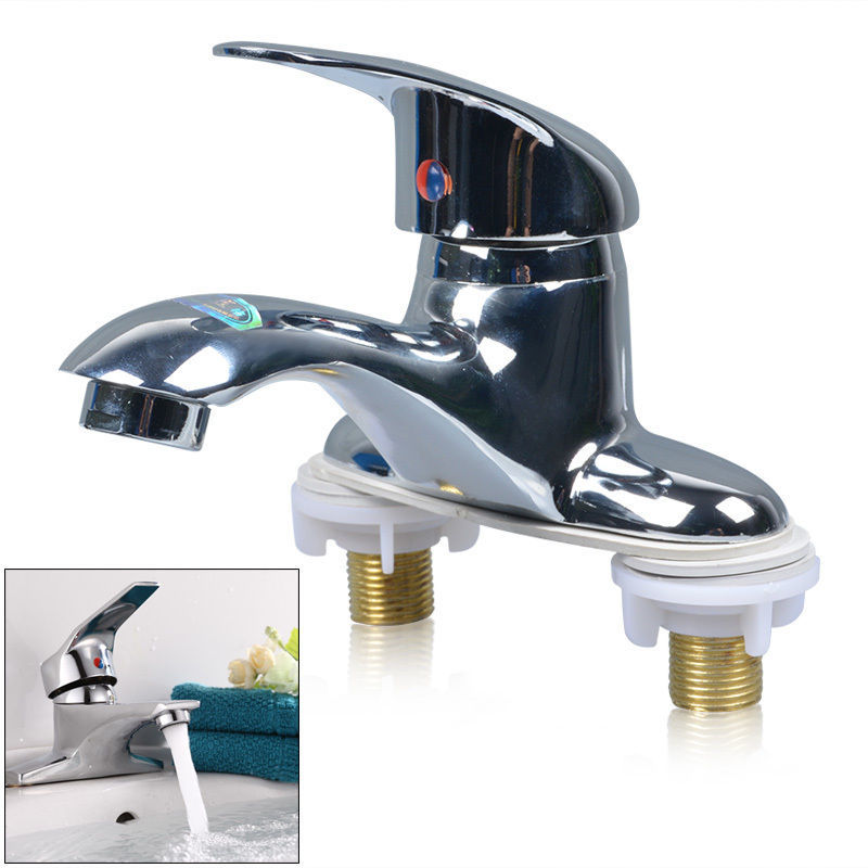Bathroom faucet stores - Best Price Kitchen Bathroom Basin Faucet 1 Handle 2 Holes