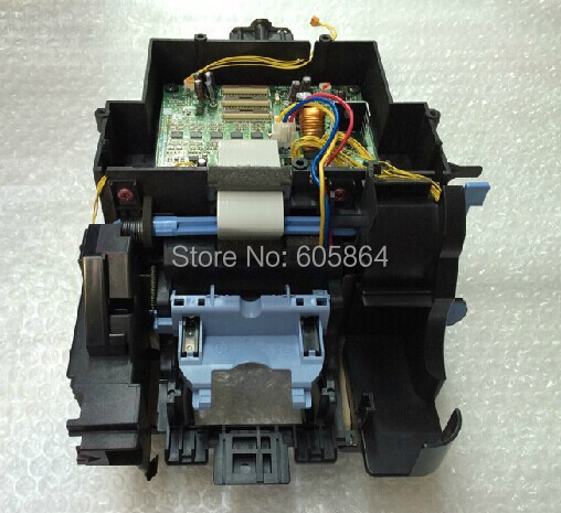 Large format plotter car unit Applicable for Canon W8400 dye pg(China (Mainland))